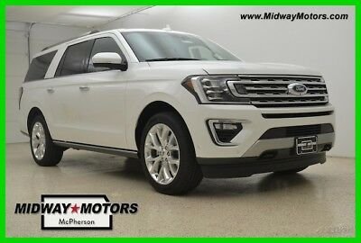 Ford Expedition Limited 2018 Limited New Turbo 3.5L V6 24V Automatic 4WD SUV