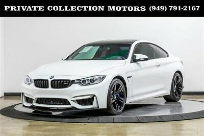 2015 BMW M4  2015 BMW M4 2 Owner Clean Carfax Well Kept Low Miles