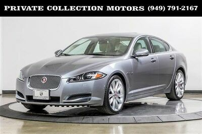 2015 Jaguar XF  2015 Jaguar XF V6 Sport 1 Owner Super Clean Low Miles Well Kept