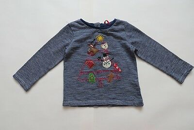 Baby Next Christmas T-Shirt Size 6-9mths