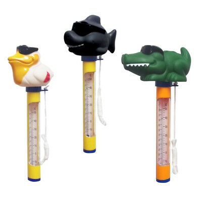 Floating Swimming Pool Water Thermometer Hot Tub Spa Water Temperature 160mm