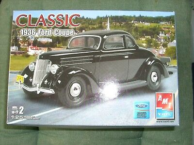 AMT Classic 1936 Ford Coupe Maßstab 1/25
