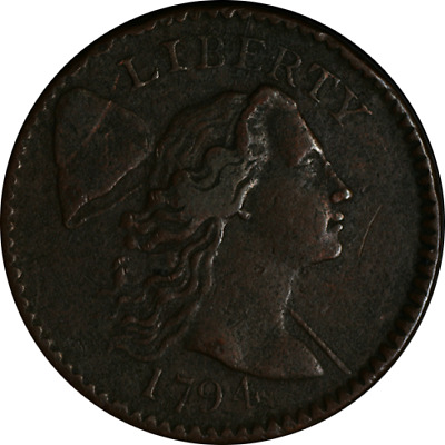 1794 Large Cent XF  Great Type Coin