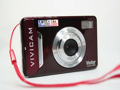 working vivitar vivicam 7020 7 1mp digital camera uk seller rh picclick co uk