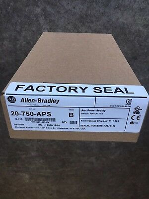 20-750-APS ALLEN BRADLEY Factory Sealed