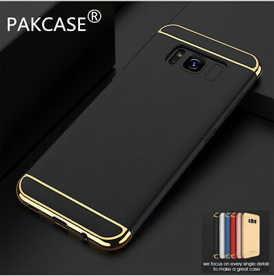 COVER For Samsung Galaxy S6 S7 Edge S8 S8 PLUS S8+ Hard Phone Case