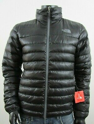 f9a5689aab5 NWT Mens TNF The North Face Flare 550-Down Insulated FZ Puffer Jacket -  Black