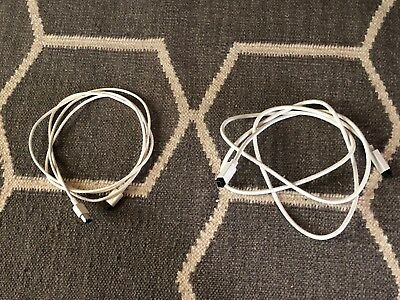 Two Firewire 400 Cables