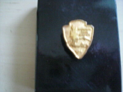 Us National Park Service Tie Pin