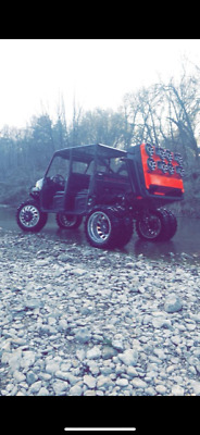Polaris Ranger Crew Diesel Dually
