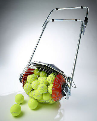 Kollectaball CS60 60 Tennis Ball Collector and Feeder / Ball Hopper / Pick Up