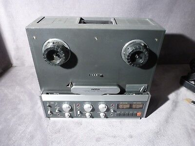 REVOX Studer B77 Reel to Reel recorder NEEDS SOME REPAIR