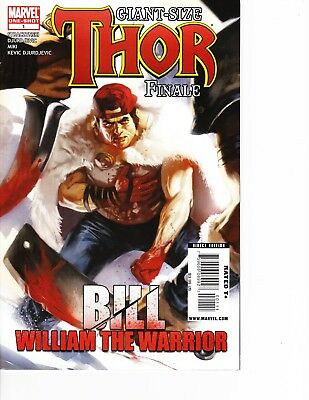 Giant Size Thor Finale #1 One Shot FREE SHIPPING AVAILABLE!