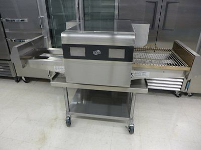 Ovention Matchbox 1718 Pizza Convection Quick Conveyor Oven Turbochef 1313