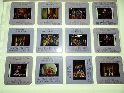 the muppets   12 diapositives cinema  slides animation