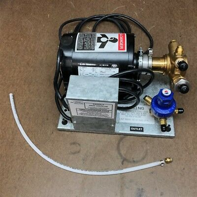 Cornelius Intelli Carb 452r Water Pump and Motor Assembly Carbonator