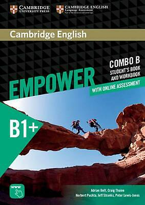 Cambridge English Empower Intermediate Combo B with Online Assessment by Adrian
