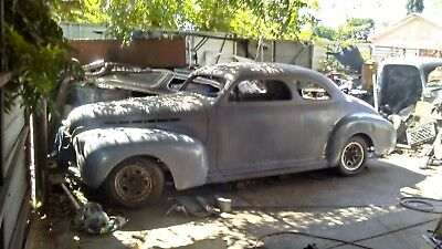 1941 Chevrolet Chevy  Project Car