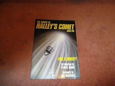 1985 86 The Arrival of Halley's Comet Softcover Book by Paul Doherty