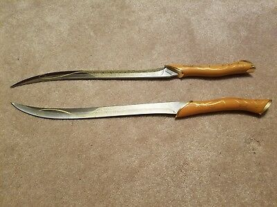United Cutlery UC1372 Lord of the Rings Licensed Replicas Legolas's Knives