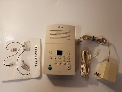AT&T Model 1715 Deluxe Tapeless Digital Answering Machine With Mailboxes