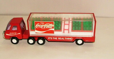 *1950's Coca Cola Truck 10 Inches Long