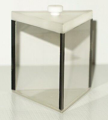 HELLMA PRISMATIC CELL / CUVETTE  770-OG,  VOLUME - 89000 μL (made in Germany)
