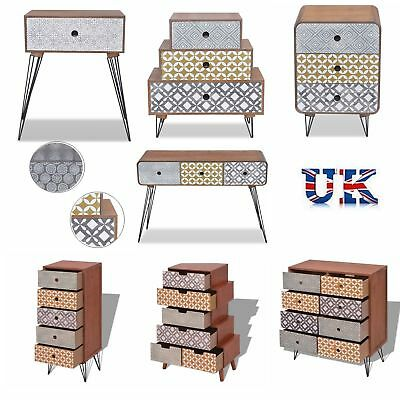 Sideboard Cabinet Storage Cupboard Bedside Table chest of Drawer console table