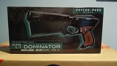 Psycho-Pass Dominator, 1:1 scale toy -- straight from Japan!