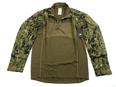 New Balance AOR2 Combat Shirt Extra Large (XL) MIL819N NWU Type III SEAL NSW