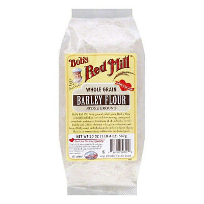 Bobs Red Mill Barley Flour, Whole Grain, Stone Ground