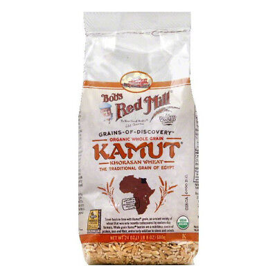 Bobs Red Mill Kamut, Organic Whole Grain