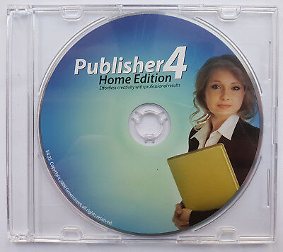 Greenstreet Publisher 4 Home Edition Software v4.23