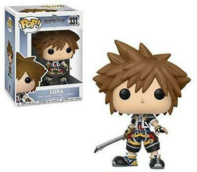 Funko Pop Sora 331 Kingdom Hearts Iii 3 Figure Videogames Riku Disney Game 9 Cm