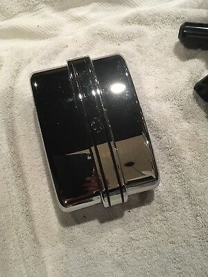 Harley Dyna Electrical Cover With Trim