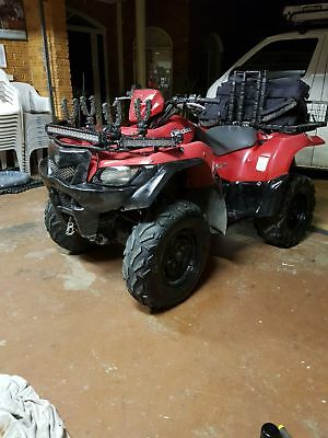 Suzuki king quad, suzuki king quad 450, kingquad 450, suzuki 450, fuel injected