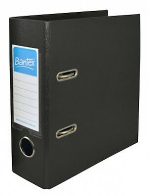 Bantex 1452 Binder A5 Lever Arch PVC 70mm Black