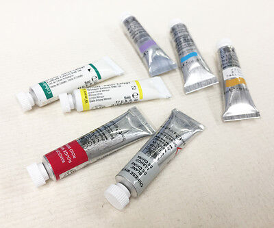 Winsor and Newton Professional Watercolour Tube 5ml | Series 2/4 selection