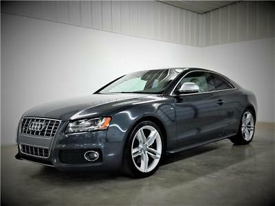S5 EVERY AVAILABLE OPTION! 2009 Audi S5