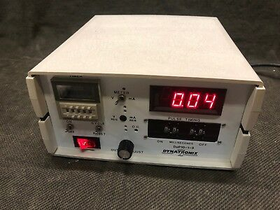Dynatronix Power Supply Time Cycle Control model DuP10-1-3