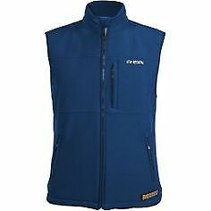Mobile Warming Ansai Classic Vest Mens Midnight Blue Larg 7109-0922-06