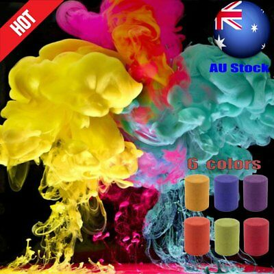 DIY Colorful Smoke Cake Smoke Studio Photography Props Effect Maker Show Bomb DF