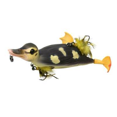 SAVAGE GEAR 3D Suicide Duck 10,5cm / 28g Natural by TACKLE-DEALS !!!