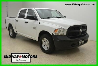 Ram 1500 Tradesman/Express 2014 Tradesman/Express Used Certified 3.6L V6 24V Automatic 4WD Pickup Truck