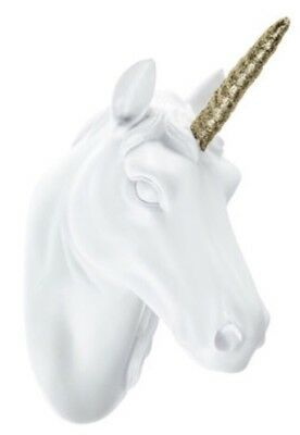 Large detailed Unicorn Head Wall Decor. Great Gift, Modern Glam Decor Kids New