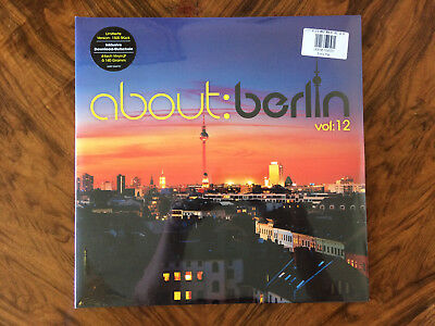 about:berlin Vol. 12 - 4x LP Set - About Berlin - Limited