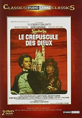 DVD Ludwig ou le Crépuscule des dieux - Romy Schneider,Silvana Mangano,Luchino V