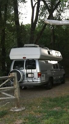 1993 Airstream B190 Class B RV Motorhome Like Roadtrek Pleasure Way Chinook