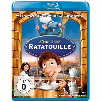 Blu-ray - Ratatouille