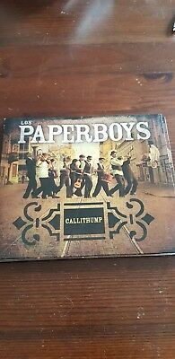 Los Paperbobys Callithump